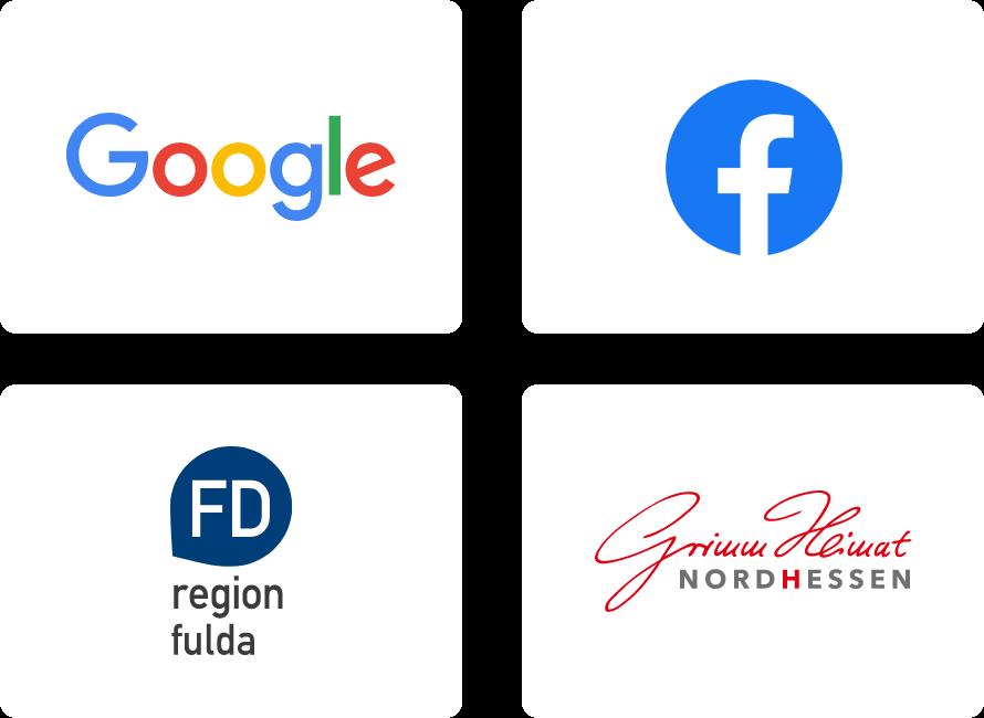 Regionale und überregionale Partner